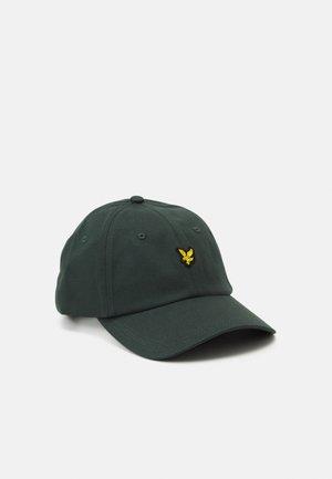 BASEBALL UNISEX - Cap - dark green
