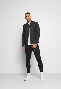 Hummel - HMLLUKE - Training jacket - black - 1