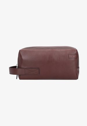 RELAXED - Wash bag - whisky