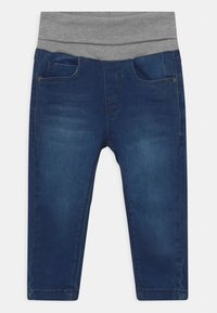 Staccato - BABY - Slim fit jeans - mid blue denim - 0