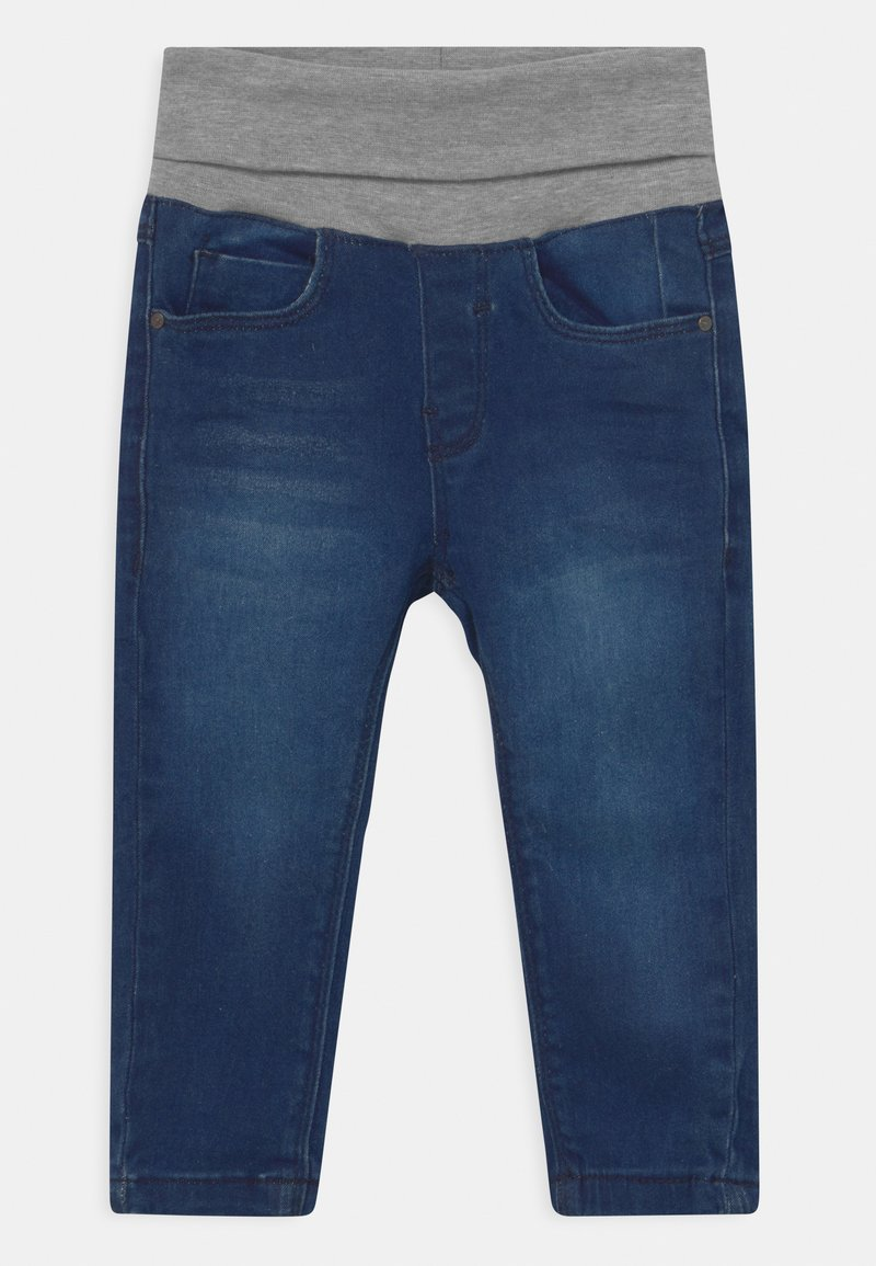 Staccato - BABY - Slim fit jeans - mid blue denim