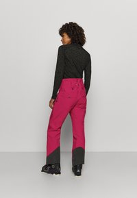 State of Elevenate - WOMENS BACKSIDE PANTS - Schneehose - pink - 2