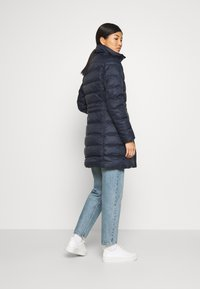 Tommy Hilfiger - TH ESS TYRA  - Down coat - desert sky - 4