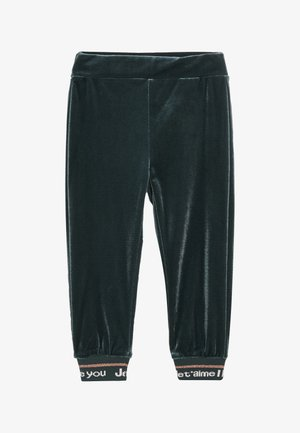 NMFNILLE PANT - Kalhoty - green gables