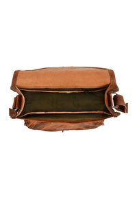 Gusti Leder - Across body bag - braun - 4