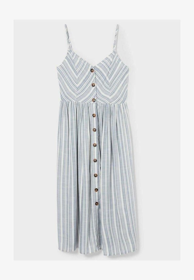 Sukienka koszulowa - blue/white