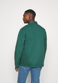 Selected Homme - SLHLOOSETONY OVERSHIRT - Summer jacket - forest biome - 2