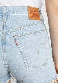 Levi's® - 501 HIGH RISE - Shorts vaqueros - weak in the knees - 5