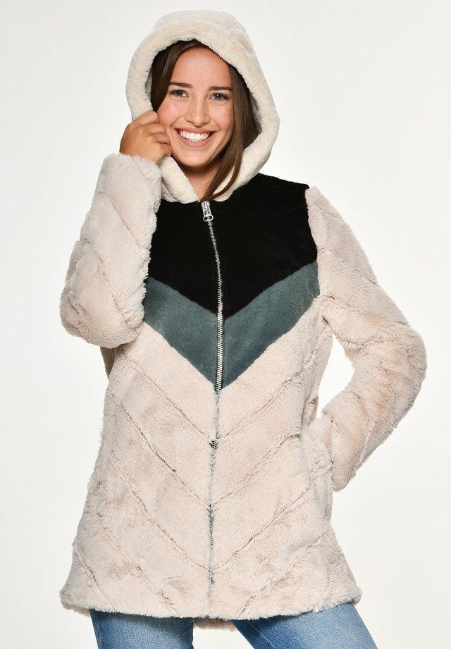 CAMPANA - Płaszcz zimowy - offwhite