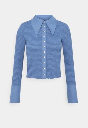 GOOD LOVE - Bluzka - washed blue