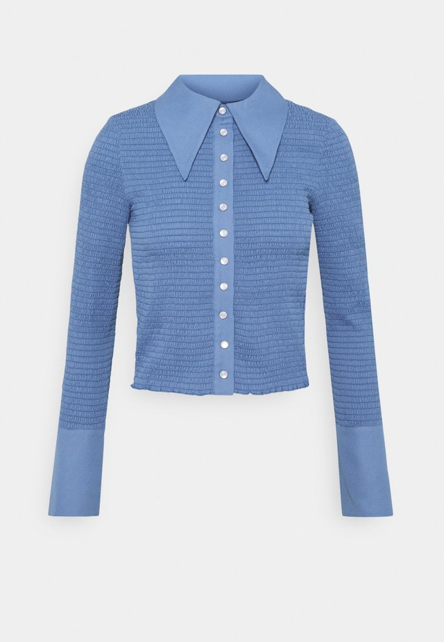GOOD LOVE - Blouse - washed blue