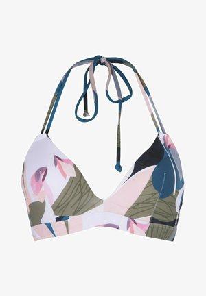 Bikini top - multi-coloured