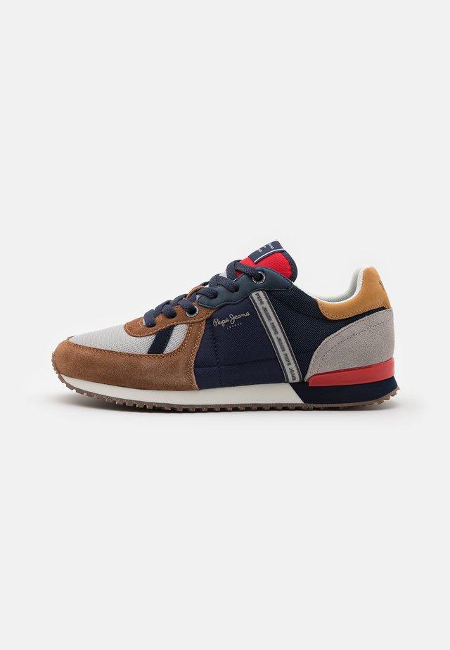 TINKER  - Sneakers laag - cognac