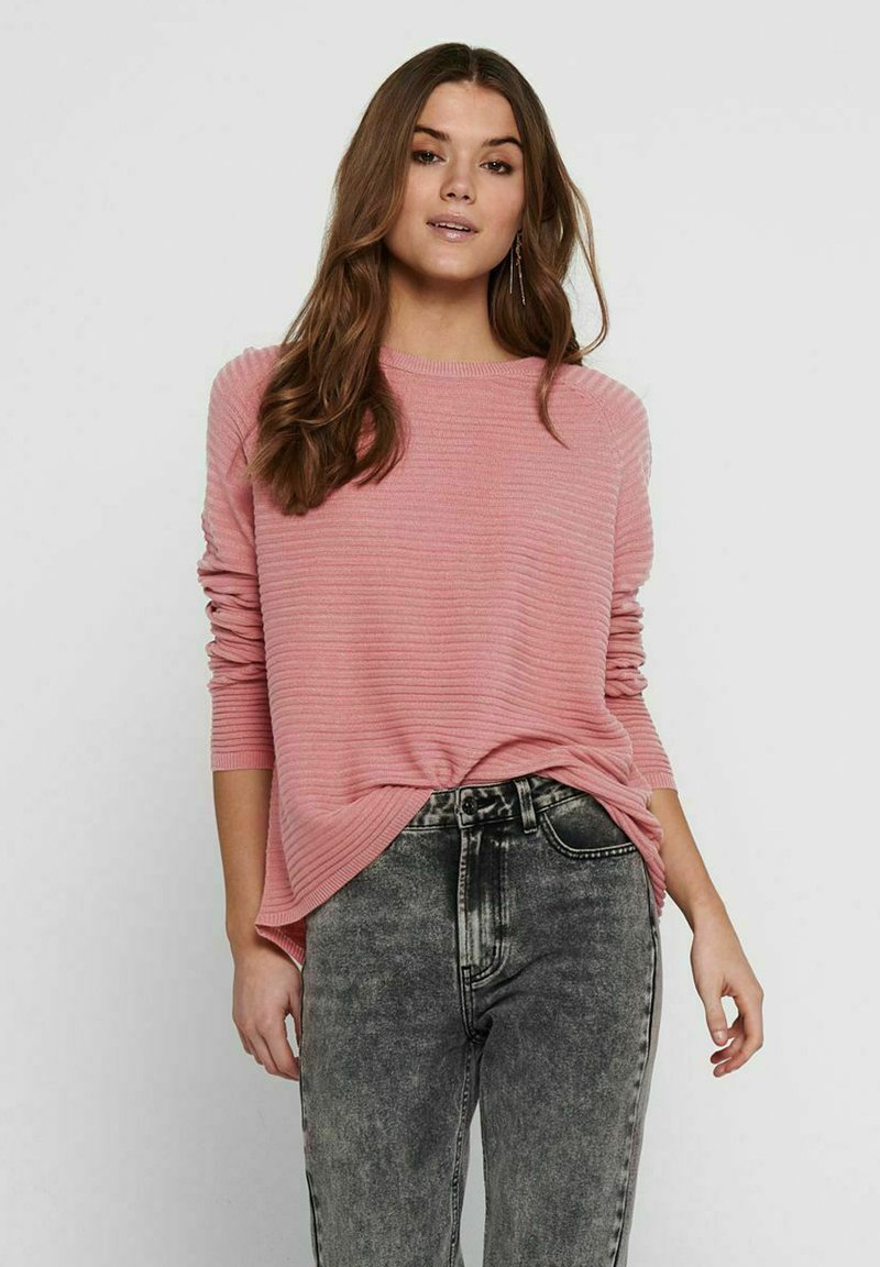 ONLY - ONLJUNE - Pullover - dusty rose