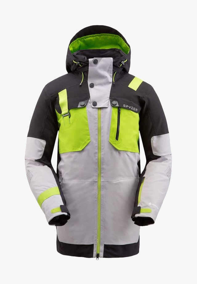 TORDRILLO GTX - Ski jacket - white/black