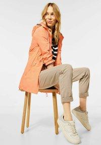 Cecil - Light jacket - orange - 2