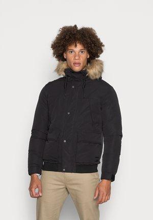 JJSUPER BOMBER - Light jacket - black