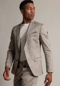WORMLAND - Suit jacket - taupe - 0
