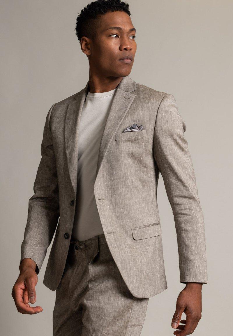 WORMLAND - Suit jacket - taupe