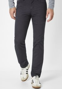 Paddock's - RANGER PIPE  - Slim fit jeans - anthracite - 0