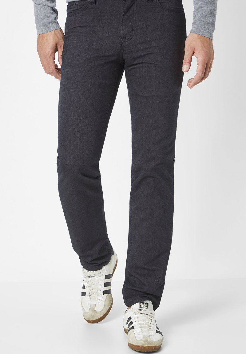 Paddock's - RANGER PIPE  - Slim fit jeans - anthracite