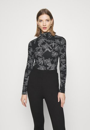 VMFEABI - Long sleeved top - black/filip