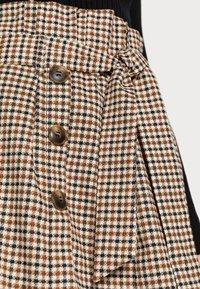 Love Copenhagen - ULLA SKIRT - A-line skirt - brown - 4