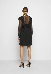 Alberta Ferretti - ABITO - Cocktail dress / Party dress - black - 2