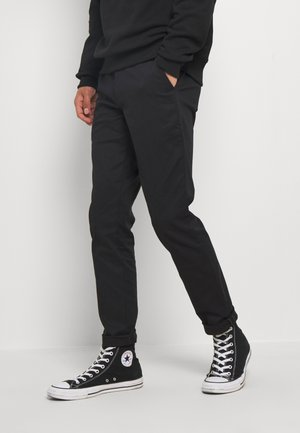 SLIM  - Chinos - black