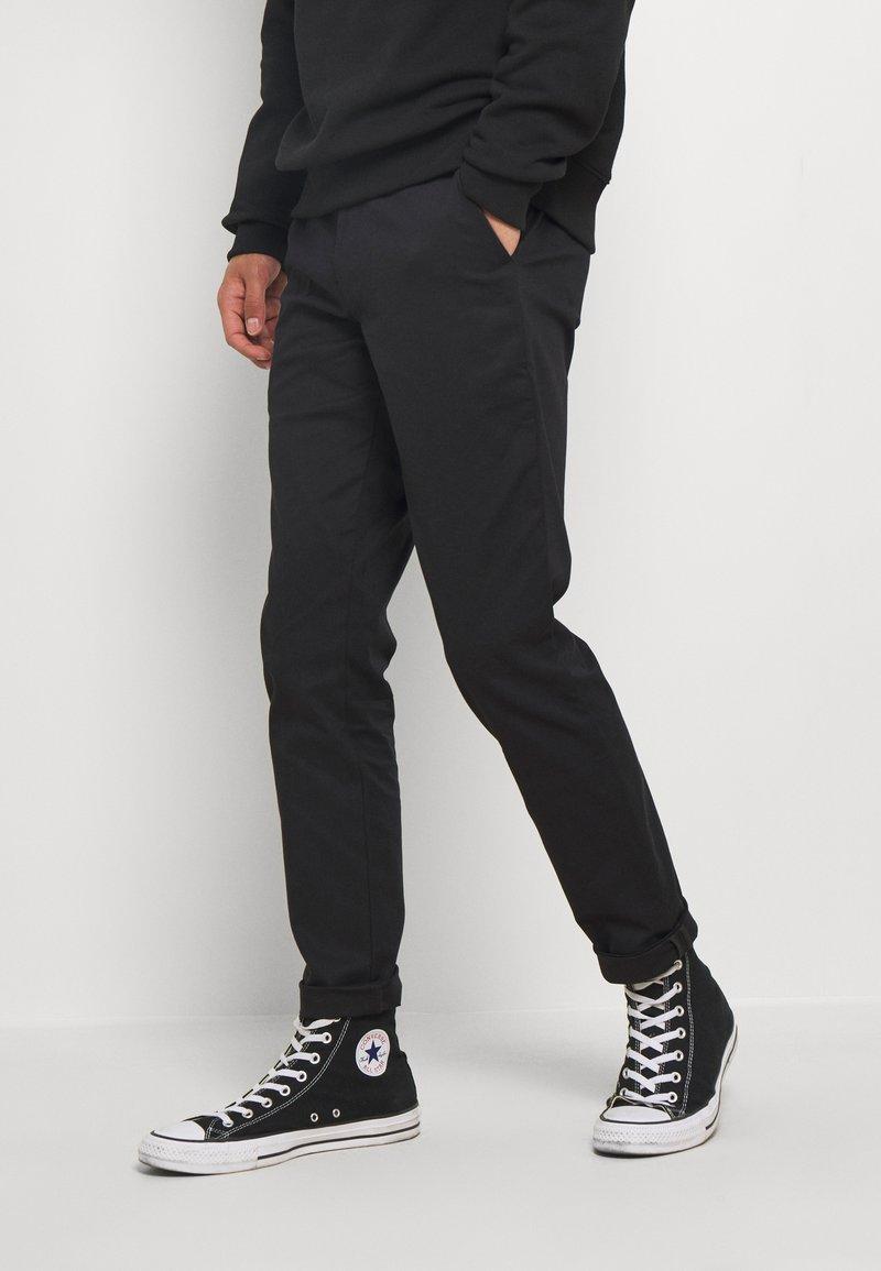 Calvin Klein Jeans - SLIM  - Chinos - black
