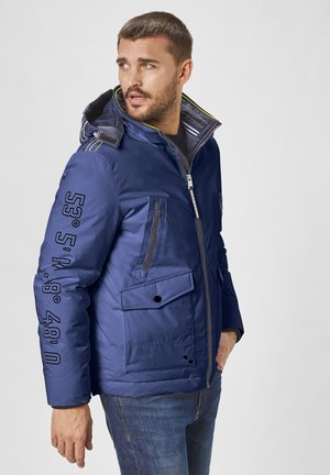 Outdoor jacket - regatta blue