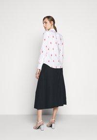 J.CREW - PERFECT KNOTS - Button-down blouse - white - 2