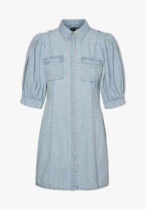 VMALICIA - Sukienka jeansowa - light blue denim