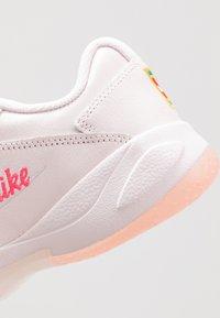 Nike Performance - COURT LITE 2 - Multicourt tennis shoes - pale pink/white/racer/pink tint/lotus pink - 5