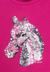 s.Oliver - Long sleeved top - pink - 2