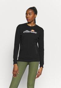 Ellesse - ORCIA - Sweatshirt - black - 0