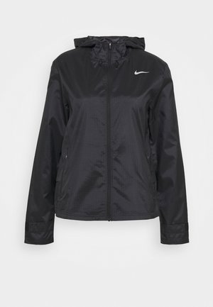 ESSENTIAL JACKET - Löparjacka - black