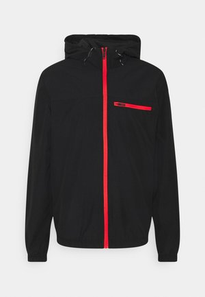BOLAZIONI WINDRUNNER - Summer jacket - black