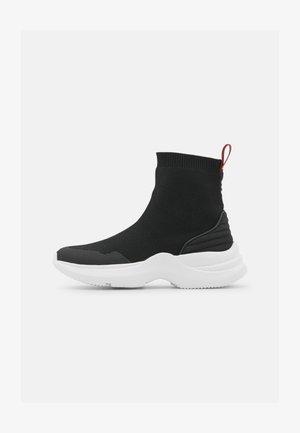 BORA - Platform ankle boots - black