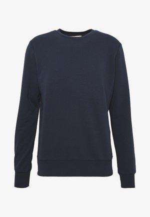 UNISEX THE ORGANIC SWEATSHIRT - Sweatshirts - navy blazer