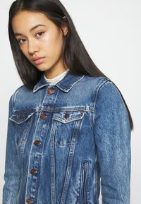 Pepe Jeans - CORE JACKET - Jeansjakke - blue denim