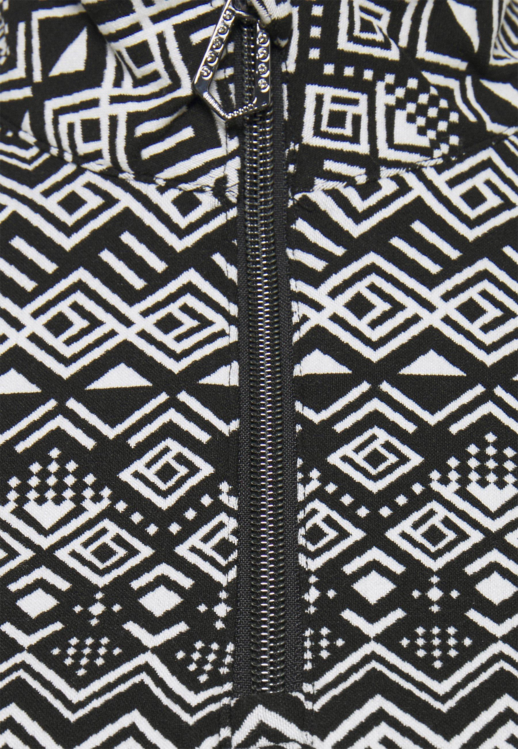 Dare 2B IMMORTAL - Fleece jumper - black/white Bw8YL