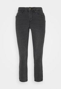 Vero Moda Petite - VMTILDE ANKLE ZIP - Džíny Slim Fit - medium grey denim - 5