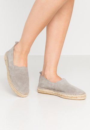 Loafers - grey