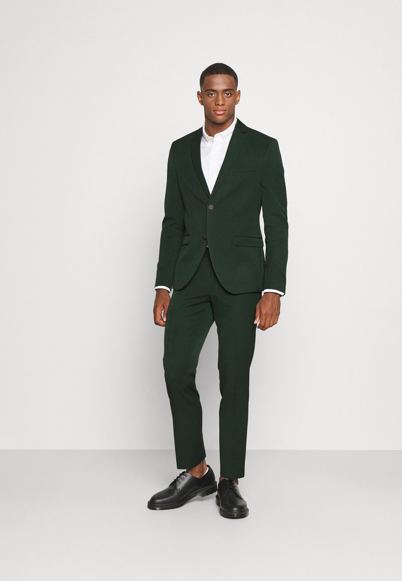 Isaac Dewhirst - THE FASHION SUIT  - Kostym - green