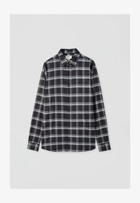 PULL&BEAR - Shirt - black - 4