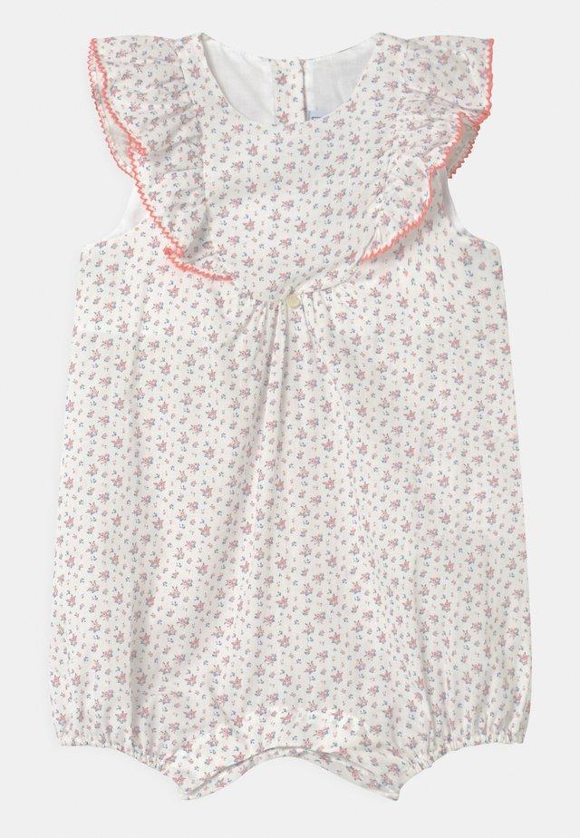 COMBICOURTE - Jumpsuit - blanc