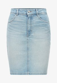 BOSS - Pencil skirt - turquoise - 3