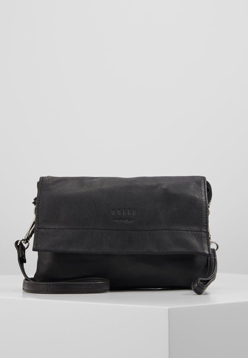 Still Nordic - ANOUK CROSSBODY - Across body bag - black