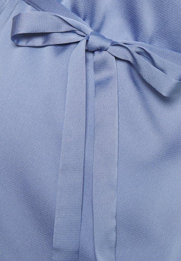 MAMALICIOUS MLNEY TOP - Bluzka - allure/niebieski SPAZ